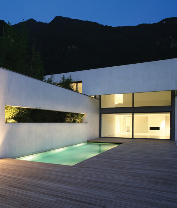 Modern Home Automation Example