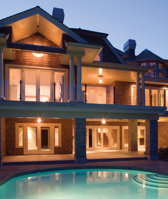 Awesome exterior lighting for your home