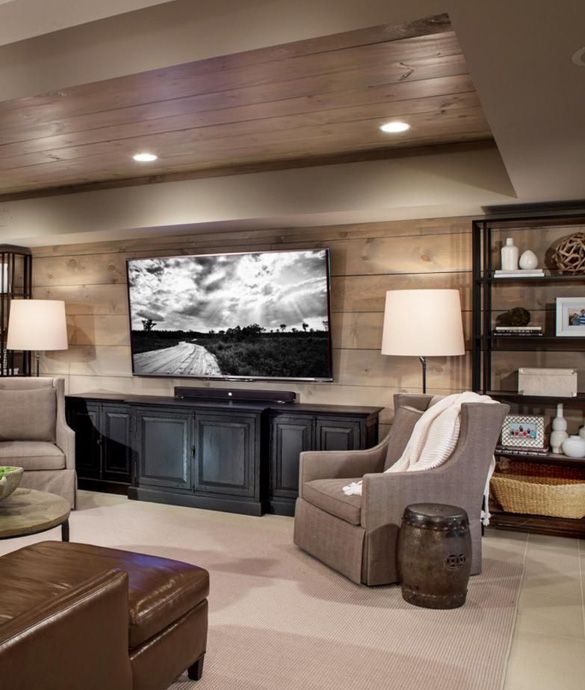 Home Automation Media Rooms