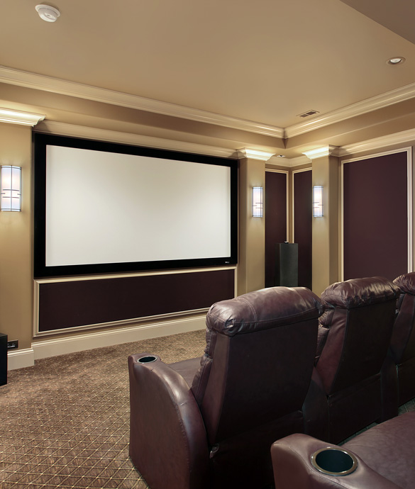 Multi-Media-Home-Theater